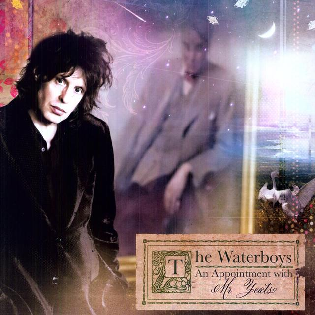 The Waterboys APPOINTMENT WITH MR YEATS Vinyl Record - 180 Gram Pressing