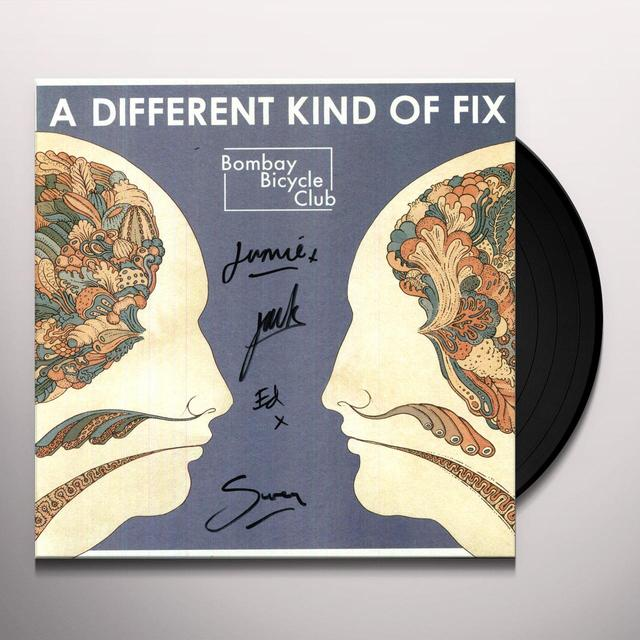 Bombay Bicycle Club DIFFERENT KIND OF FIX Vinyl Record - UK Import