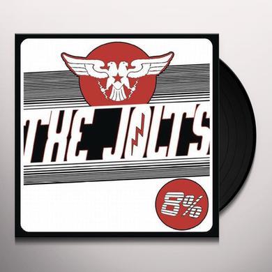 Jolts 8 PERCENT Vinyl Record