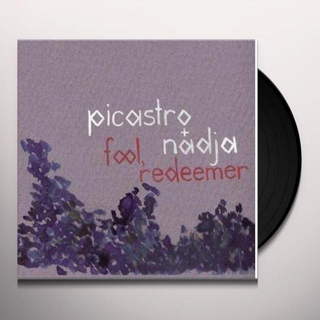 Picastro & Nadja FOOL REDEMER Vinyl Record