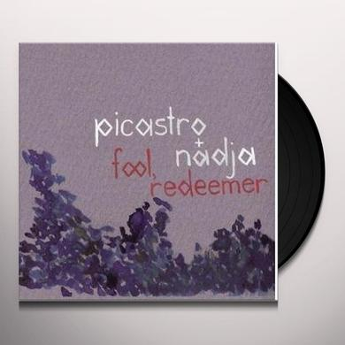 Picastro & Nadja FOOL REDEMER Vinyl Record - Digital Download Included