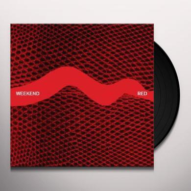 Weekend RED (EP) Vinyl Record