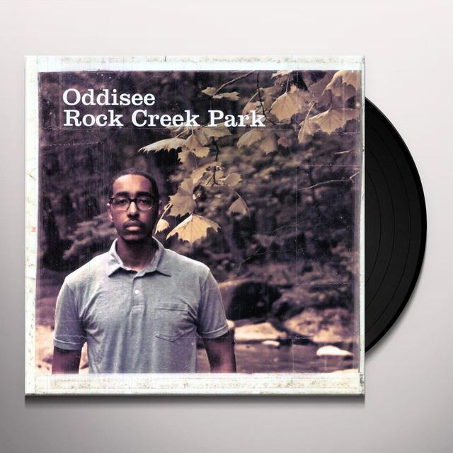 Oddisee ROCK CREEK PARK Vinyl Record