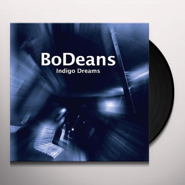 Bodeans INDIGO DREAMS Vinyl Record - Limited Edition