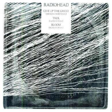 RADIOHEAD REMIXES / GIVE UP THE GHOST / TKOL RMX Vinyl Record