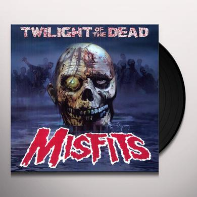 The Misfits TWILIGHT OF THE DEAD Vinyl Record