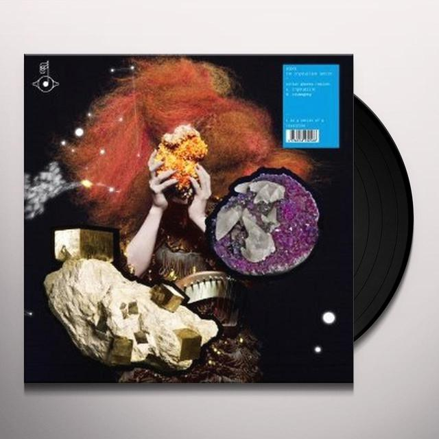Bjork SERBAN GHENEA REMIXES Vinyl Record - Limited Edition
