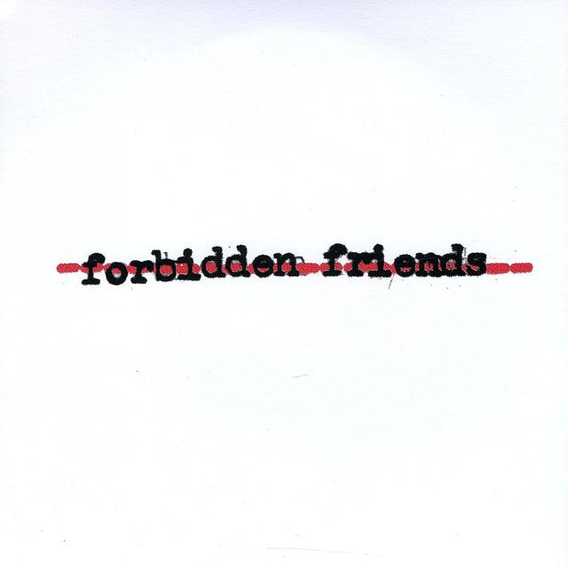 Forbidden Friends TOTALLY LOW Vinyl Record
