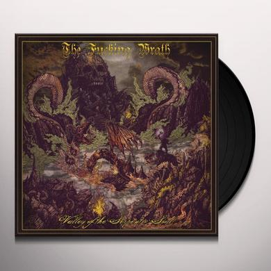 Fucking Wrath VALLEY OF THE SERPENT'S SOUL Vinyl Record