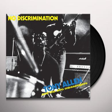 Tony Allen NO DISCRIMINATION Vinyl Record