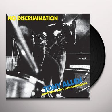 Tony Allen NO DISCRIMINATION Vinyl Record - Remastered, Reissue