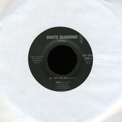 Kool Dj Aj AH THAT'S THE JOINT Vinyl Record