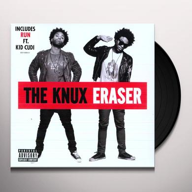 Knux ERASER Vinyl Record
