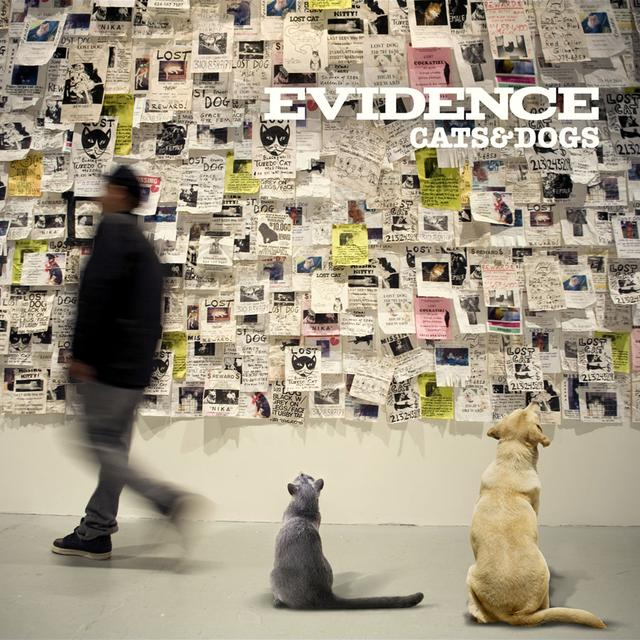Evidence CATS & DOGS Vinyl Record - Colored Vinyl, Limited Edition, Digital Download Included