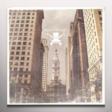 MAN OVERBOARD Vinyl Record - Colored Vinyl, MP3 Download Included