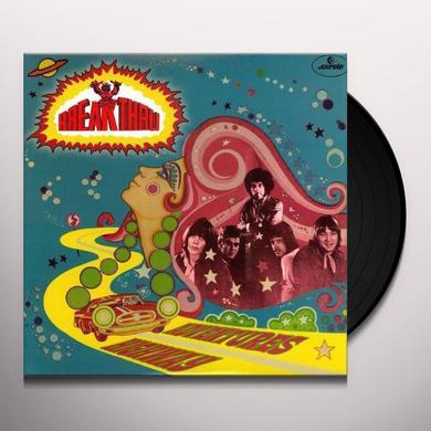 Breakthru ADVENTURES HIGHWAY Vinyl Record