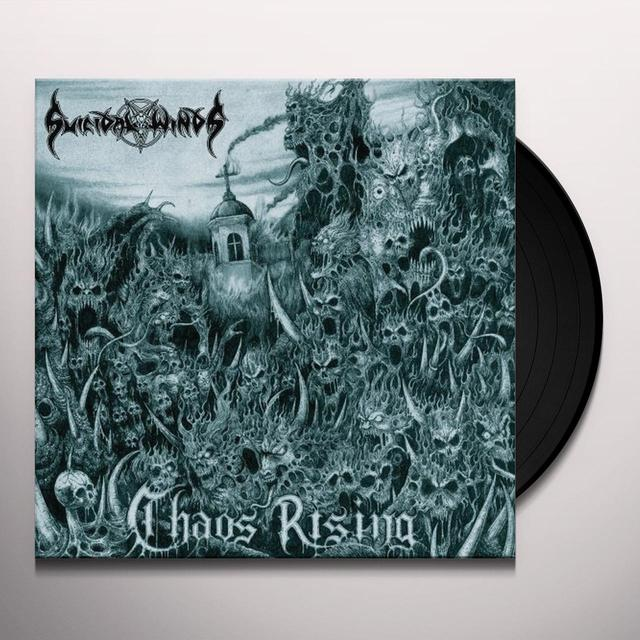 Suicidal Winds CHAOS RISING Vinyl Record