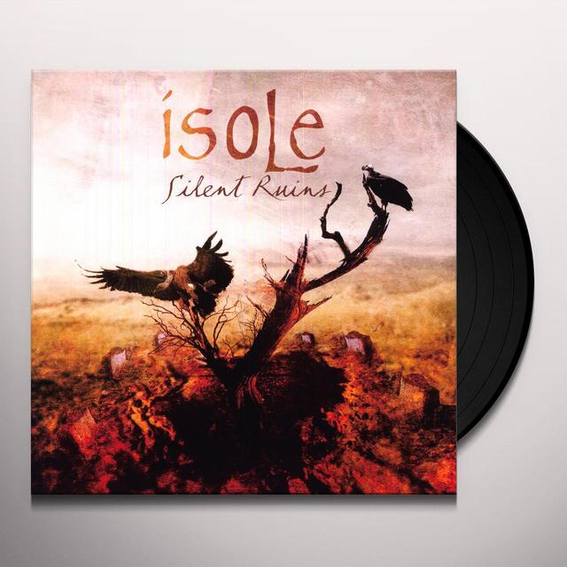 Isole SILENT RUINS Vinyl Record - Holland Import