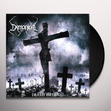 Demonical DEATH INFERNAL Vinyl Record - Holland Import