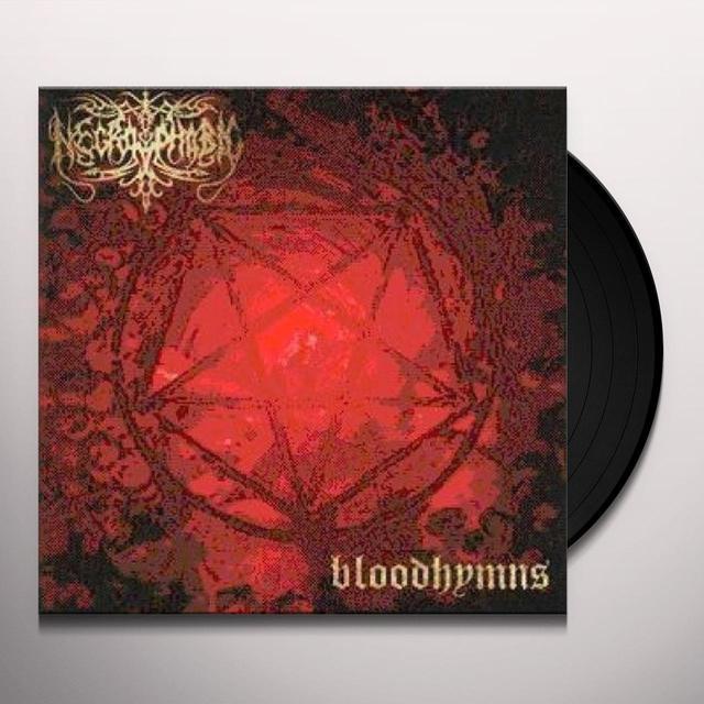 Necrophobic BLOODHYMNS Vinyl Record