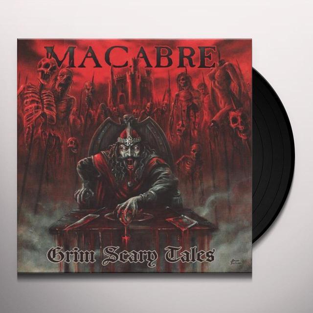 Macabre GRIM SCARY TALES (Vinyl)