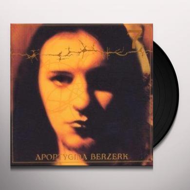 Apoptygma Berzerk 7 Vinyl Record
