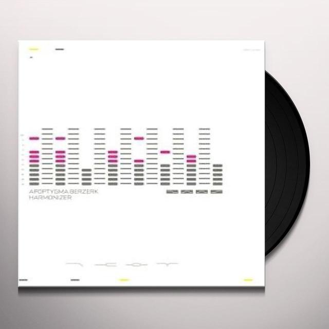 Apoptygma Berzerk HARMONIZER Vinyl Record