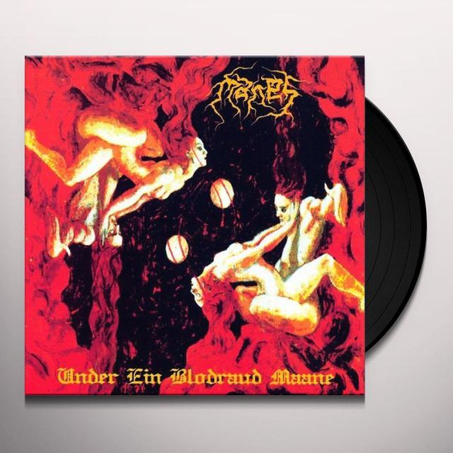 Manes UNDER EIN BLODRAUD MAANE Vinyl Record