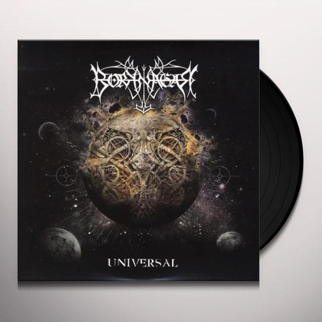 Borknagar UNIVERSAL Vinyl Record
