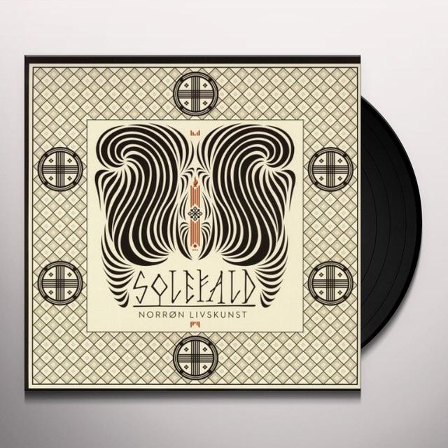Solefald NORRON LIVSKUNST Vinyl Record