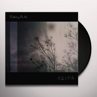Azita DISTURBING THE AIR Vinyl Record - w/CD