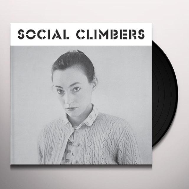 SOCIAL CLIMBERS Vinyl Record