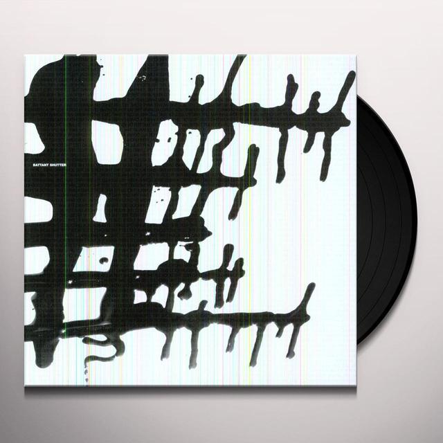 Battant SHUTTER  (EP) Vinyl Record - 10 Inch Single