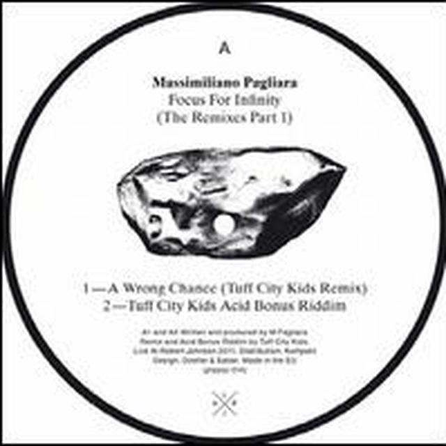 Massimiliano Pagliara FOCUS FOR INFINITY Vinyl Record