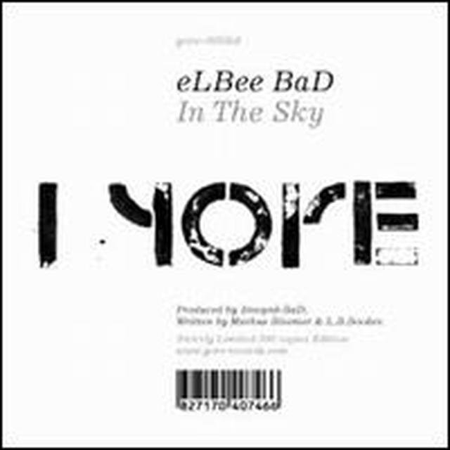 Elbee Bad IN THE SKY (EP) Vinyl Record - Limited Edition