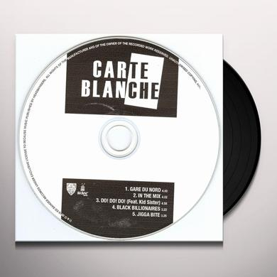 Carte Blanche BLACK BILLIONAIRES Vinyl Record