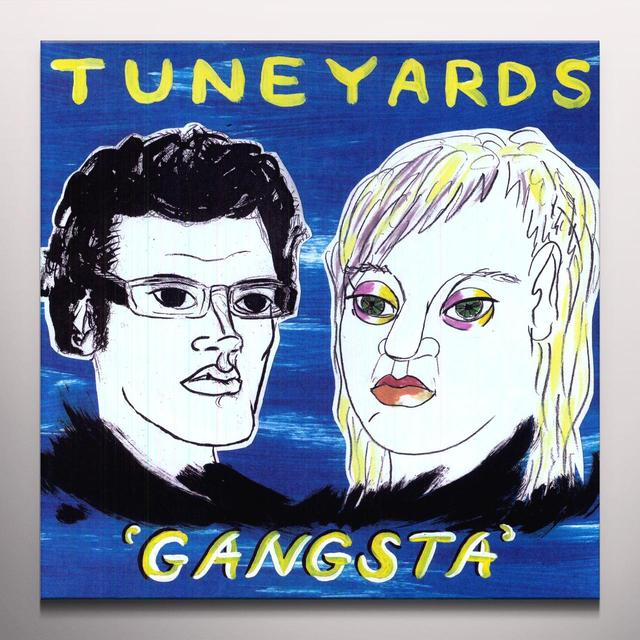 Tune-Yards GANGSTA Vinyl Record - Colored Vinyl, Limited Edition