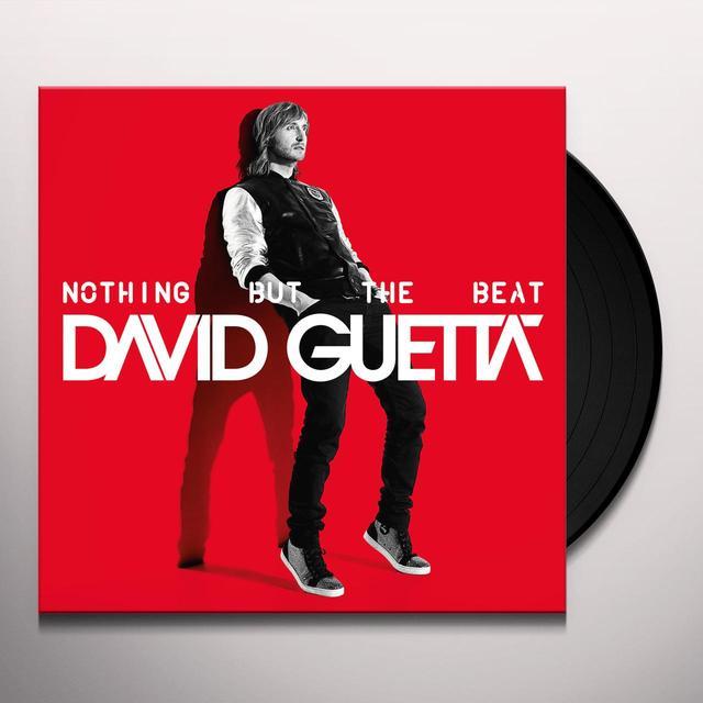 David Guetta NOTHING BUT THE BEAT Vinyl Record