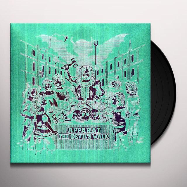 Apparat DEVIL'S WALK Vinyl Record