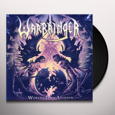 Warbringer WORLDS TORN ASUNDER Vinyl Record