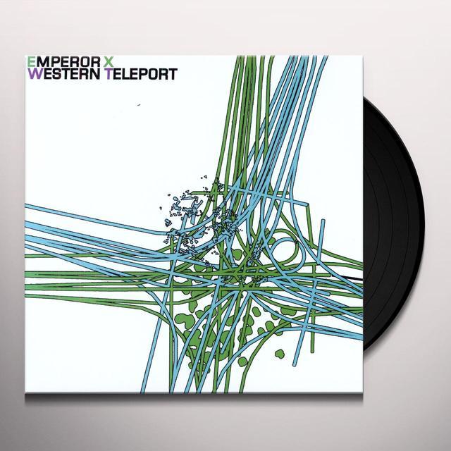 Emperor X WESTERN TELEPORT Vinyl Record - 180 Gram Pressing, Digital Download Included