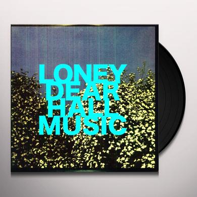 Loney Dear HALL MUSIC Vinyl Record - MP3 Download Included