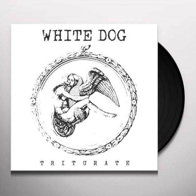 White Dog TRITURATE Vinyl Record - Limited Edition