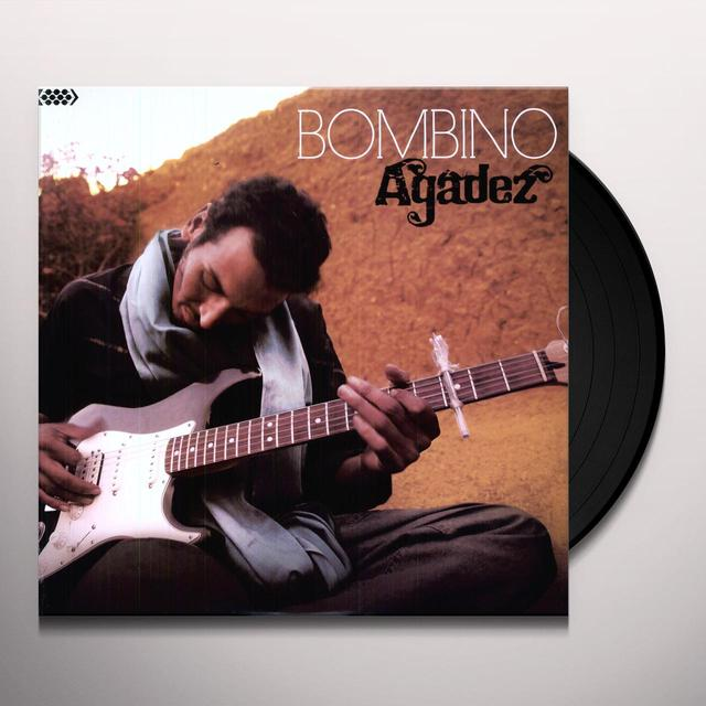 Bombino AGADEZ Vinyl Record