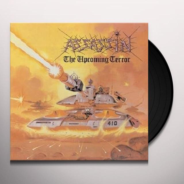 Assassin UPCOMING TERROR Vinyl Record