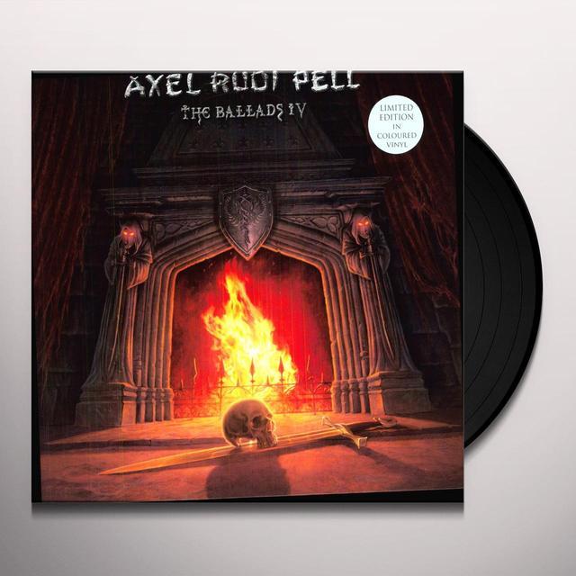 Axelrudi Pell BALLADS IV (Vinyl)
