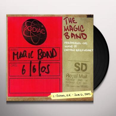 Magic Band OXFORD UK JUNE 6 2005 Vinyl Record