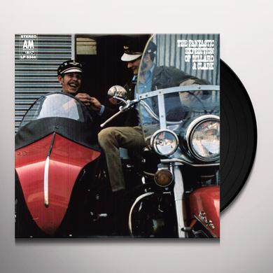 Gene Clark & Doug Dillard FANTASTIC EXPEDITION OF DILLARD & CLARK Vinyl Record