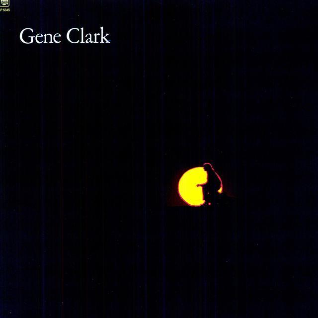 Gene Clark WHITE LIGHT Vinyl Record