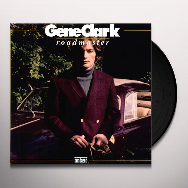 Gene Clark ROADMASTER Vinyl Record